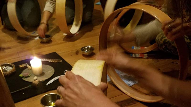 Création de tambour