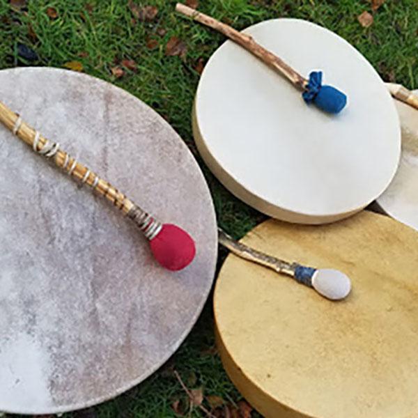 Création Tambours